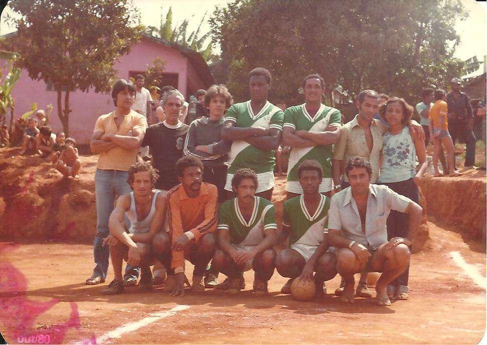 Time Beira Rio Uniforme Verde