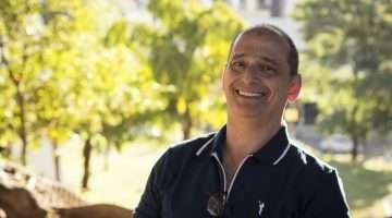 Paulo Gomide. Foto- William Araújo