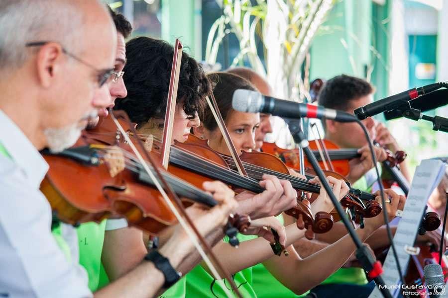 Orquestrando - Foto Muriel Gustavo - Divulgação Separados Projetos