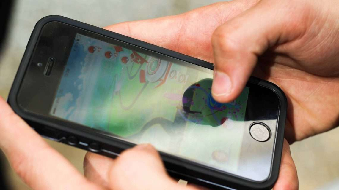 No parque, já existem grupos de jogadores que caçam Pokémons juntos. Foto: Welleson Mendes