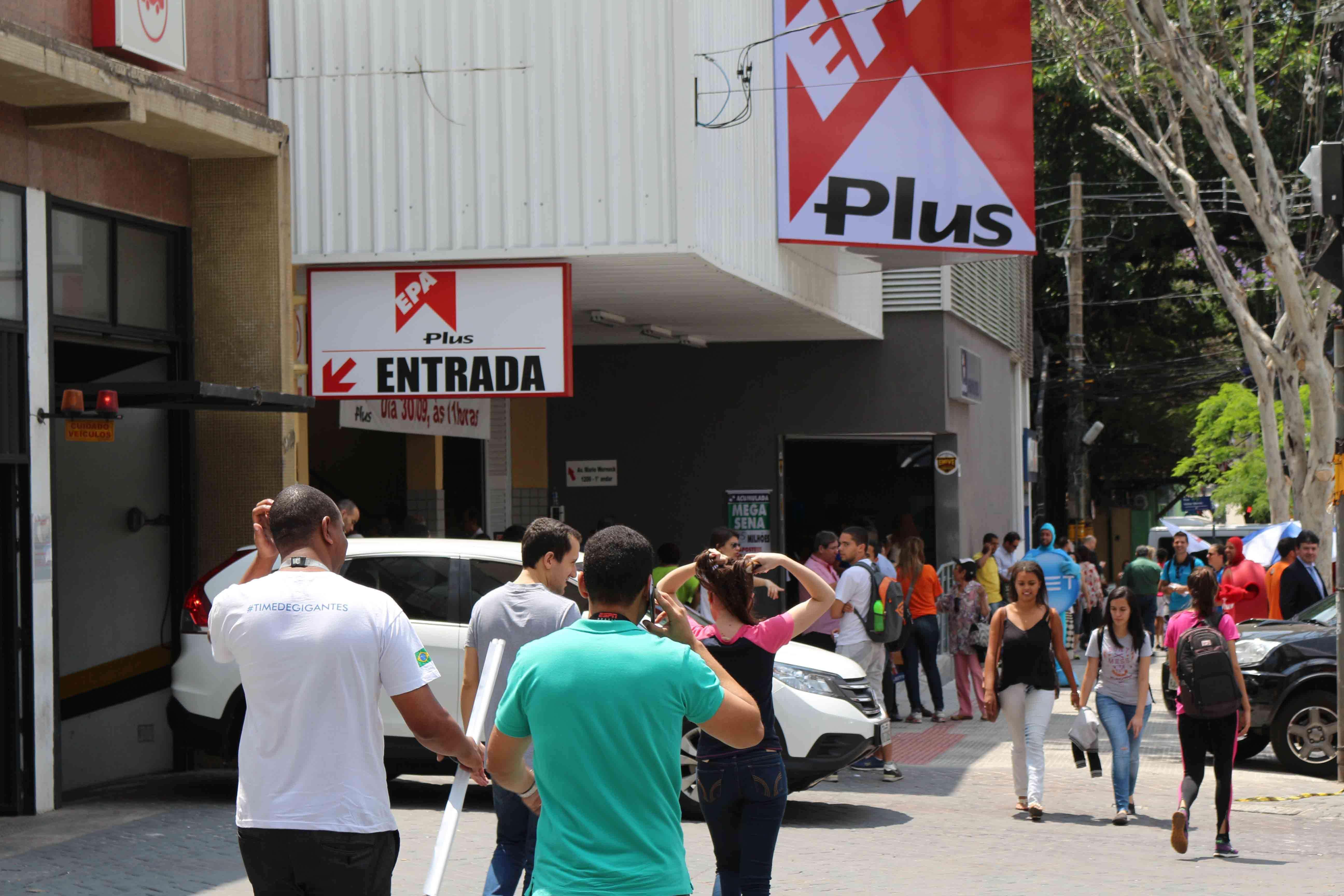 a3b08573b Rede de Supermercados EPA inaugura nova loja no Estoril - Jornal Daqui