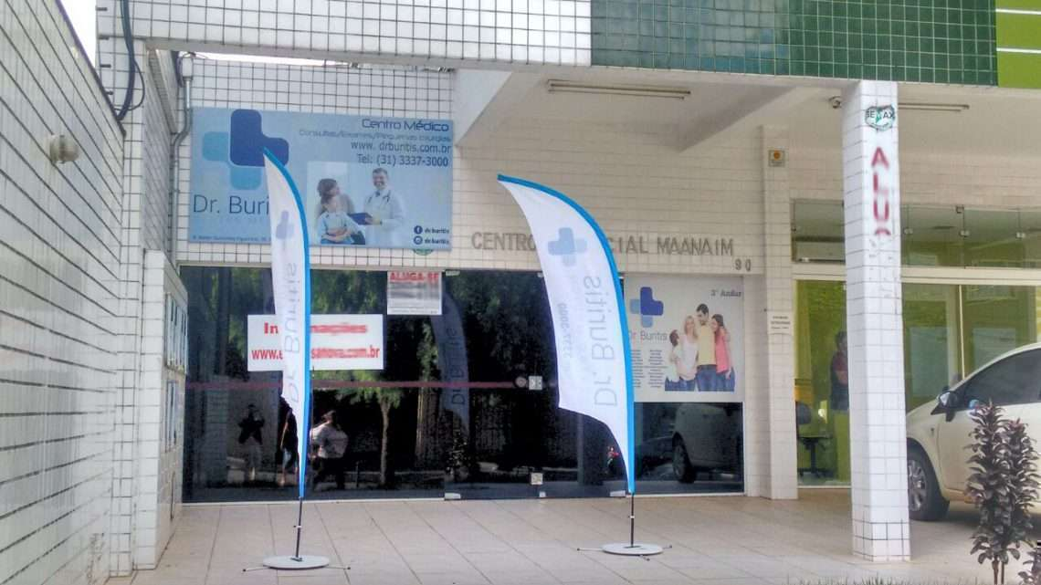 Centro Médico Dr. Buritis - Foto - Victória Farias -