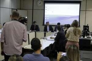 Audiência Pública para recapeamento da Avenida Professor Mario Werneck solicitada pelo Vereador Elvis Cortes