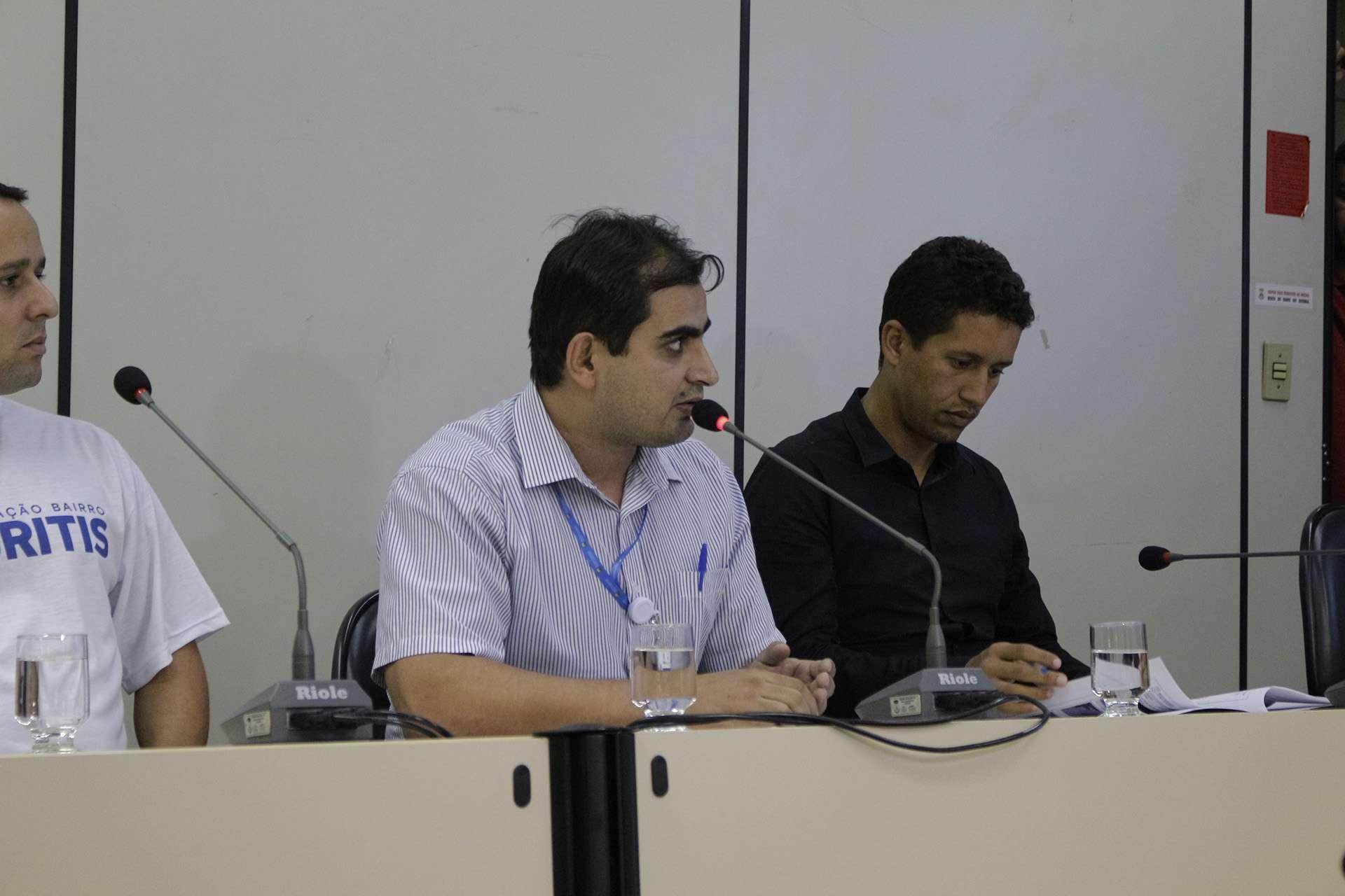 Representante da Sudecap - Mauricio Cangussu
