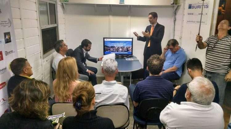 Associação de Moradores do Bairro Buritis apresenta projeto do Anel do Buritis - Foto - divulgação ABB
