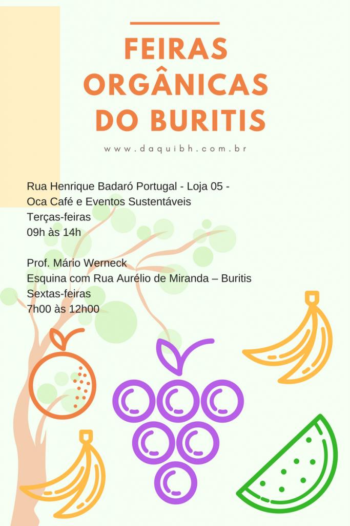 Feiras Orgânicas do Buritis