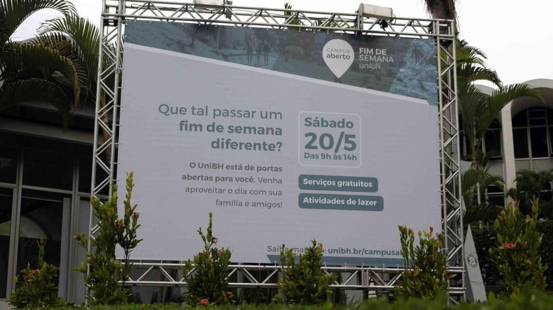 Campus Aberto - Foto - William Araújo