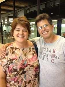 Mônica Pletschtte e Gerney Filho - Foto Divulgação