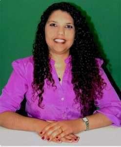 Viviane Admus Nunes Paixão - Presidente do Conselho de Nutricionistas da 9ª Região
