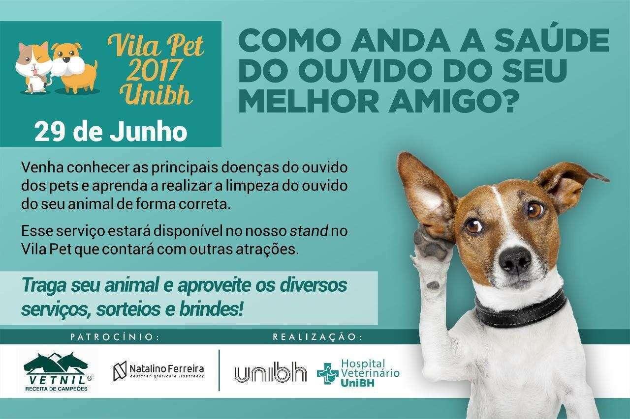 Aula gratuita sobre a saúde dos pets no Buritis / Foto: Reprodução