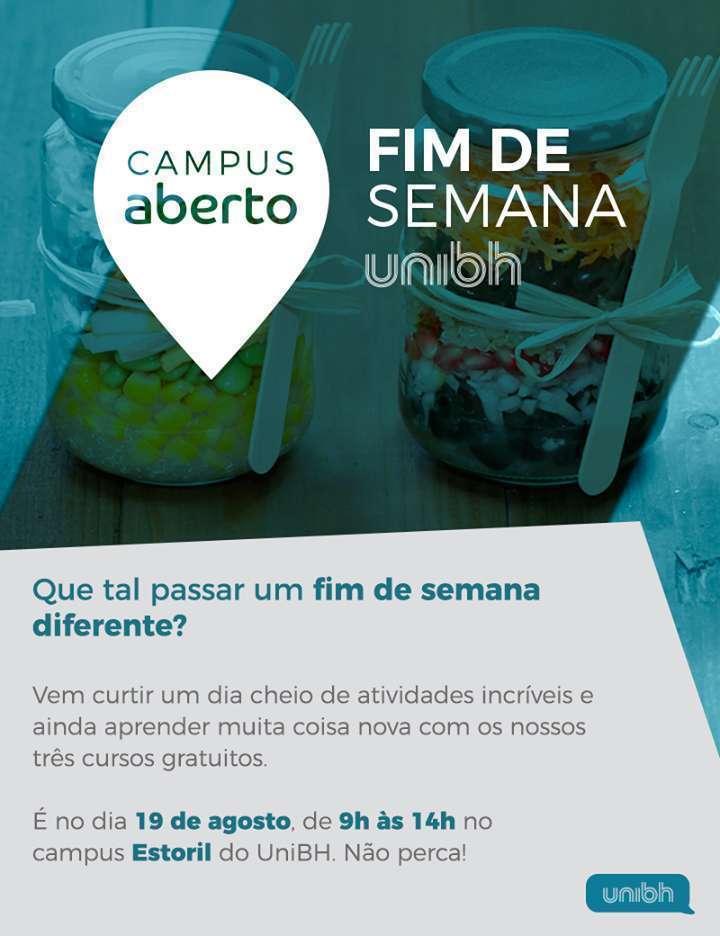 Fim_de_semana_UniBH_Divulgacao