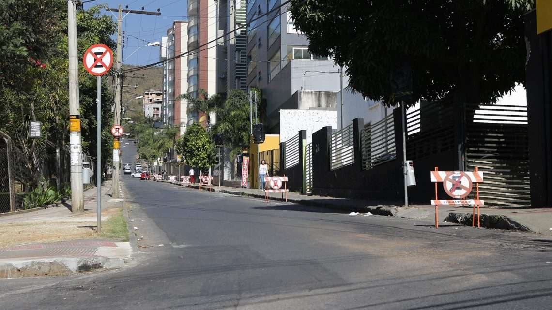 Rua Líbero Leone - Foto - William Araújo