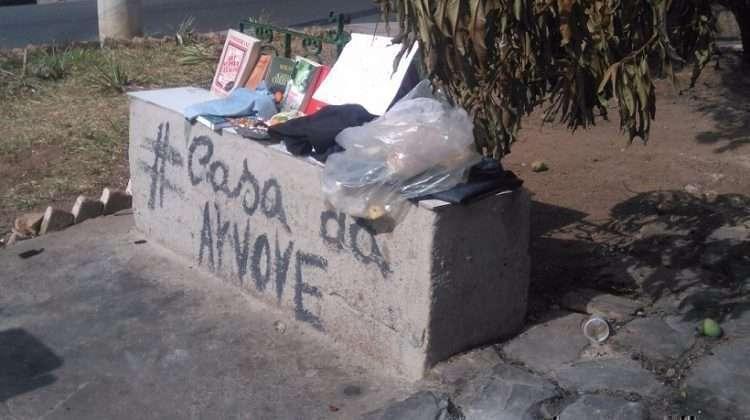 """Homenagens à """"Casa da Árvore"""" - Foto: Ney Felipe"""