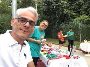Francisco Pimentel, artesão e cozinheiro. (Foto: Divulgação)