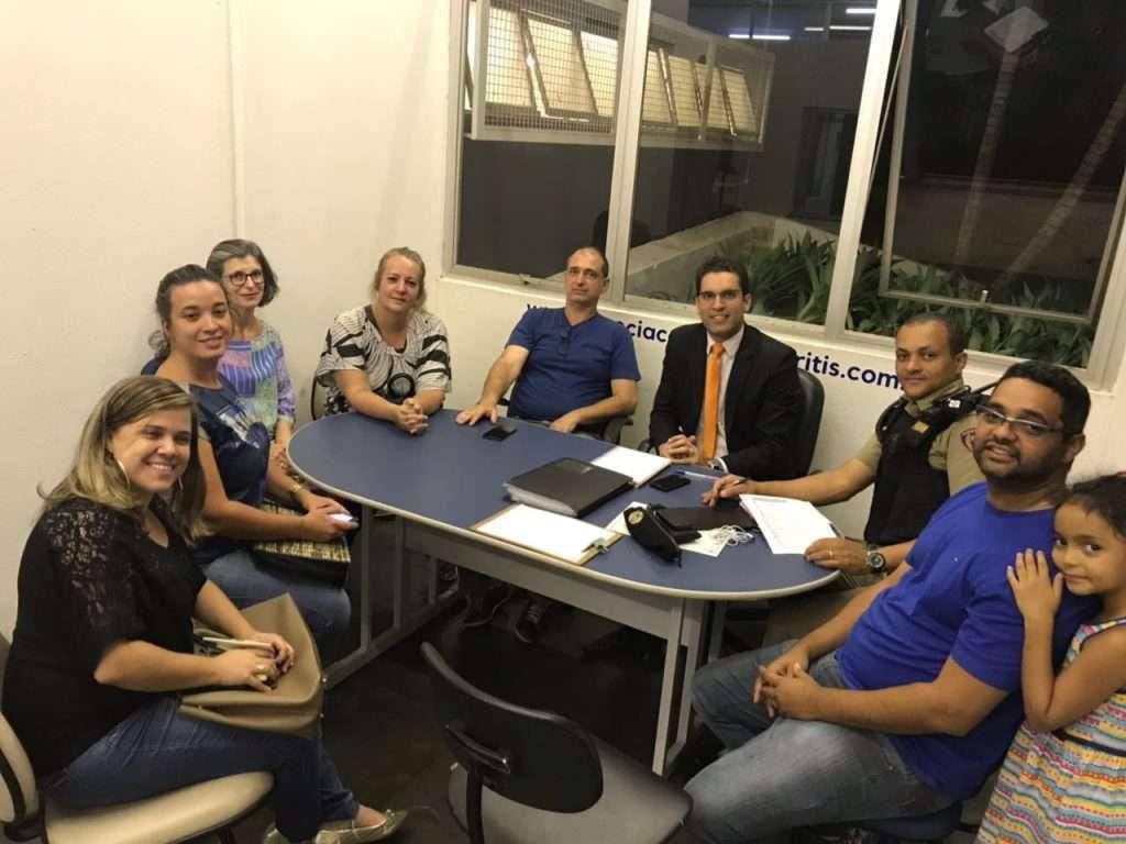 Reunião realizada dia 23/01/2018 na ABB - Foto: Tariq Augusto