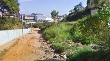 Rua Vereador Tancredo Guimarães - Google maps/Street View (2009)