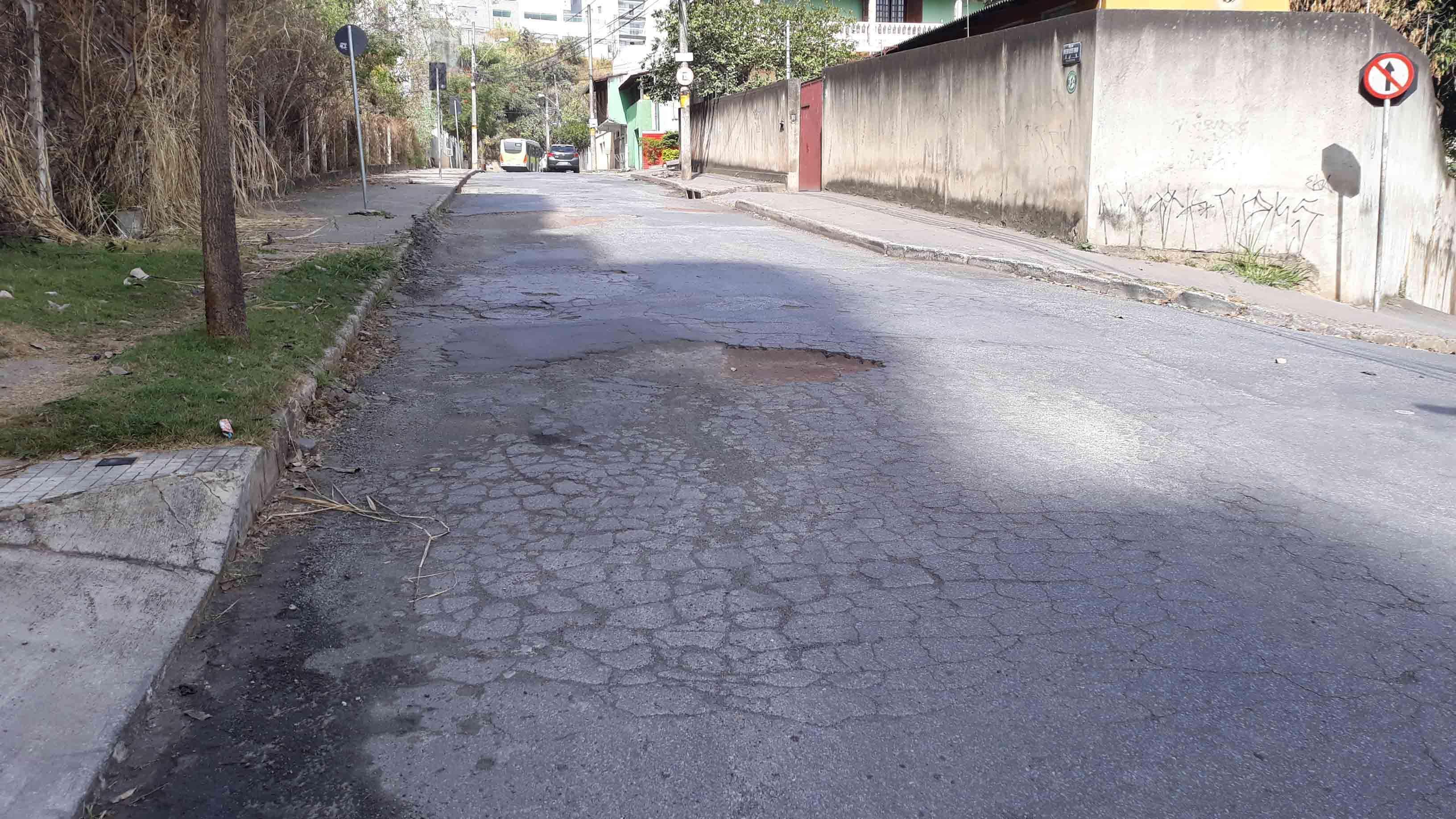Rua Euclydes Ferreira - Associação de Moradores do Bairro Buritis