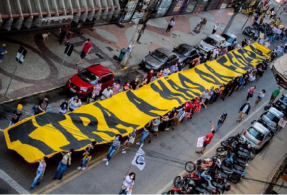 Protestos 29 de maio